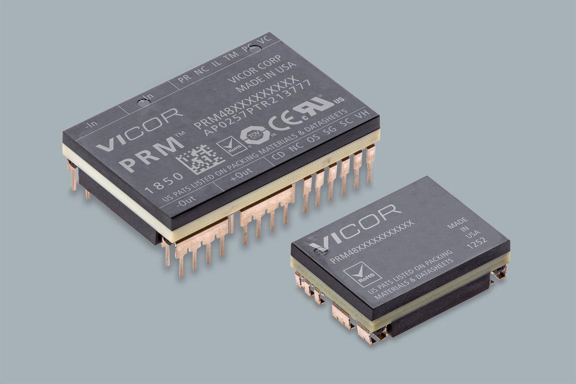 Zero Voltage Switching Buck-Boost Regulators - PRM   Vicor